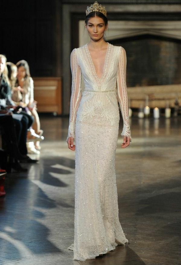 robe-mariage-model-classique