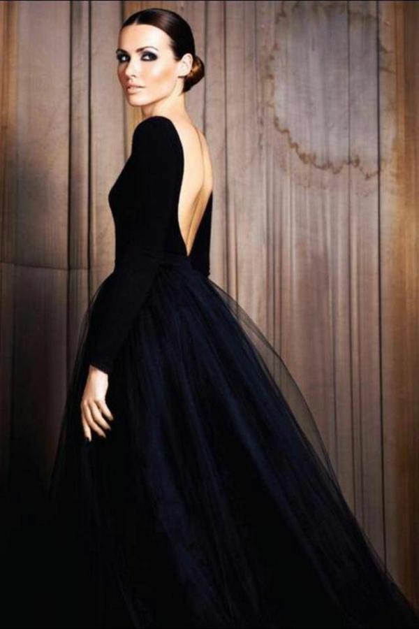 robe-noire-comment-la-porter-robe-de-soirée