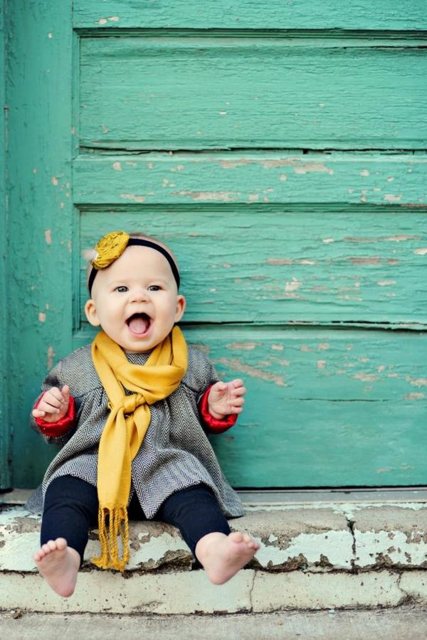 robe-pour-bébé