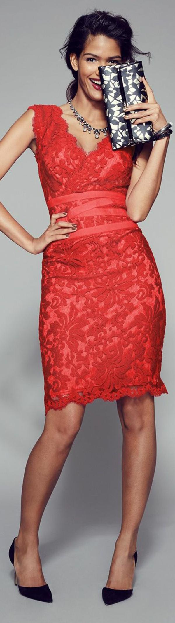 robe-pour-la-nuit-rouge-femme