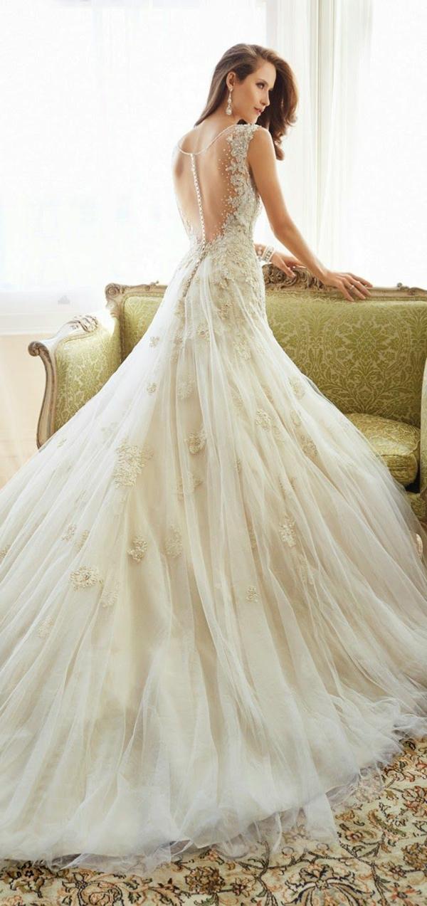 robe-pour-mariage-long