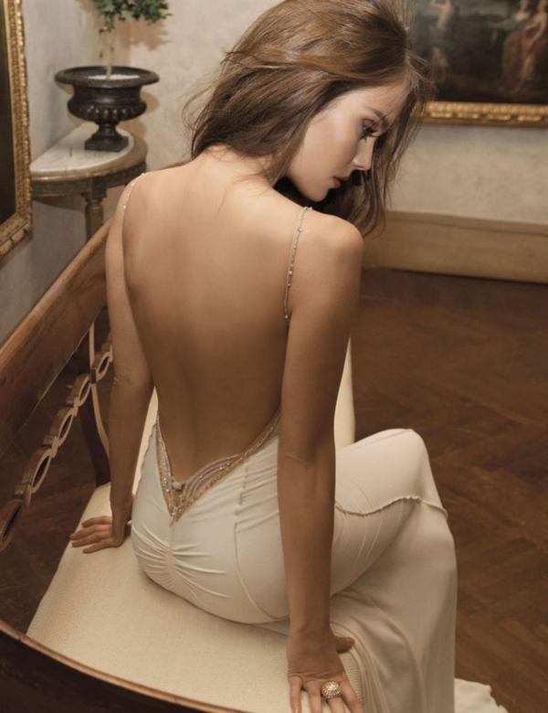 robe-pour-mariage-soirée