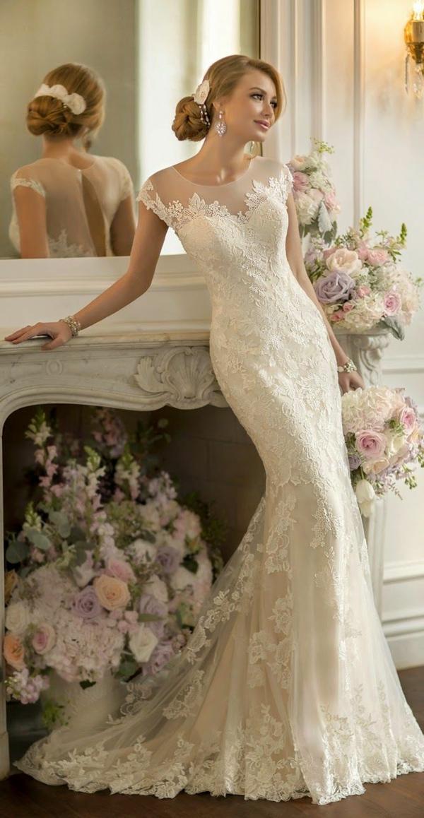 robes-de-mariée-cheminée