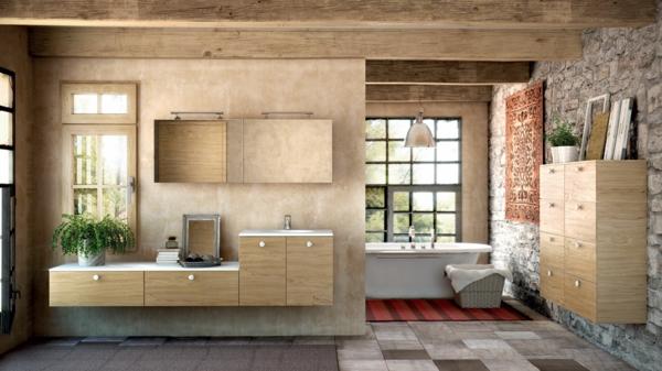 salle-bain-contemporaine-plaque-bois-moderne-zen-rangé-resized