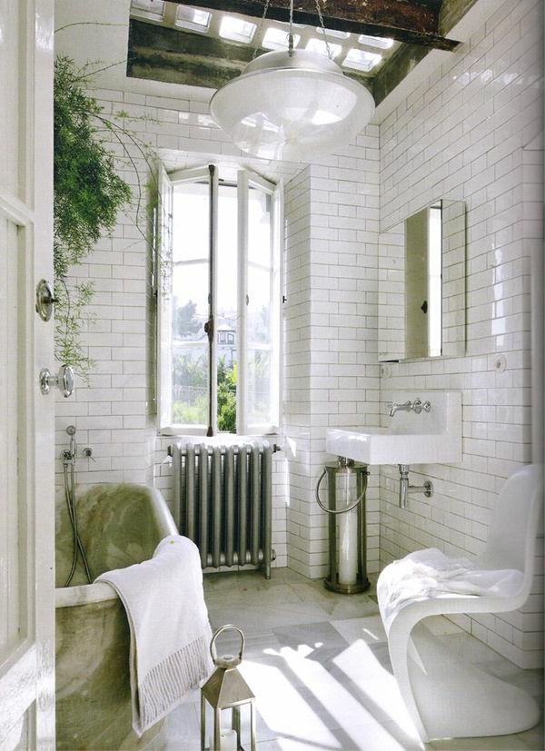 plante dans salle de bain idee deco salle de bain nature plantes interieur deco une dans la. Black Bedroom Furniture Sets. Home Design Ideas
