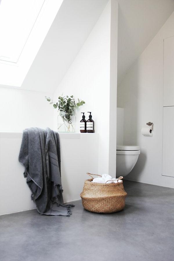 Voici les plus belles salles de bain en 55 photos for Synonyme de salle de bain