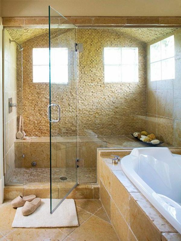 Verre salle de bain fenetre for Fenetre carreaux de verre