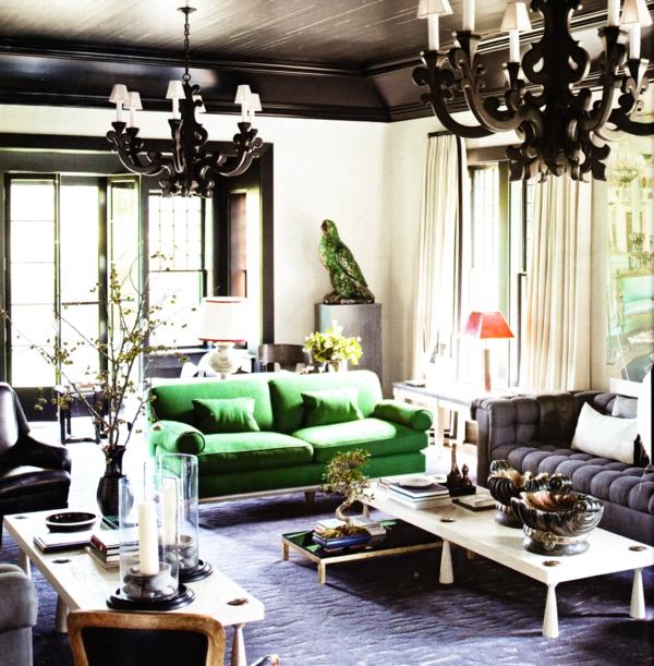 salle-de-séjour-sofa-en-vert-bien-arrangé