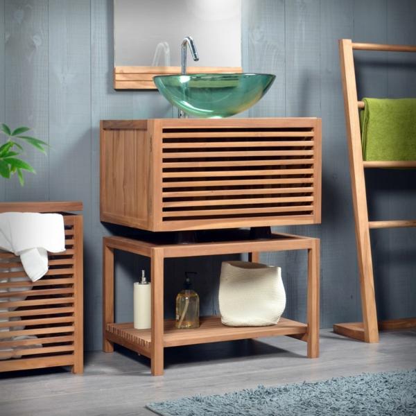 meuble salle de bain zen bois meuble salle de bain deux vasques meuble de salle bain noir avec. Black Bedroom Furniture Sets. Home Design Ideas