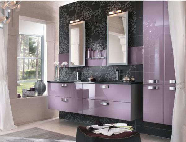 salle-pierres-violet-salle-déco-salle-de-bain-moderne