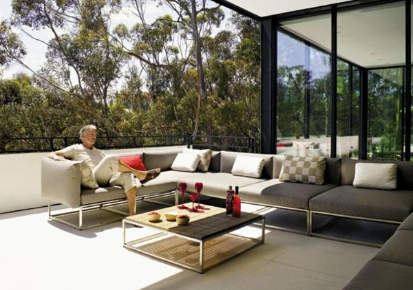 salon-de-jardin-en-aluminium-équipement-moderne-minimaliste