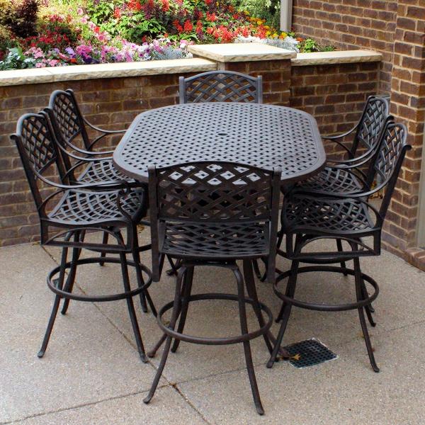 salon-de-jardin-en-aluminium-équipement-pour-la-terrasse