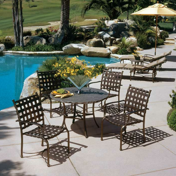Stunning salon de jardin teck la redoute pictures - La redoute meubles de jardin ...