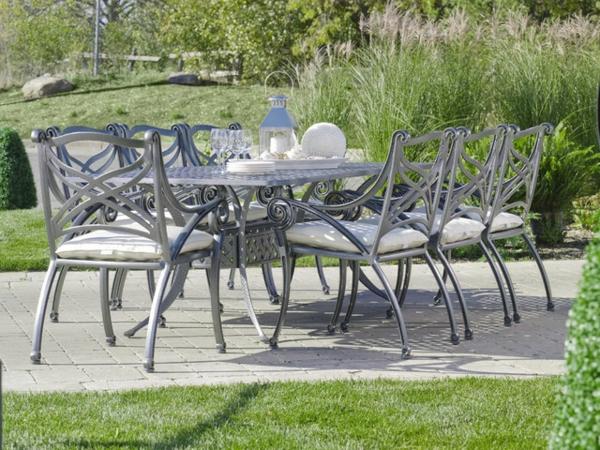 salon-de-jardin-en-aluminium-mobilier-en-métal-pour-l'extérieur