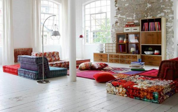 d coration salon roche bobois. Black Bedroom Furniture Sets. Home Design Ideas