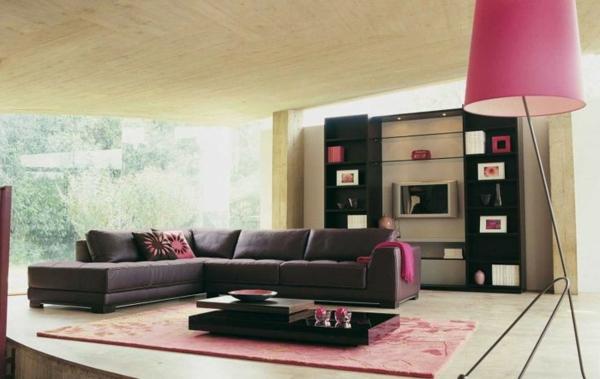 salon-roche-bobois-intérieur-contemporain