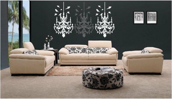 salon-sticker-de-mur-lustre-baruque-sofa-amenagement-chambre