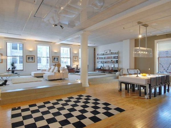 Les appartements new yorkais - Appartement de luxe new york a vendre ...
