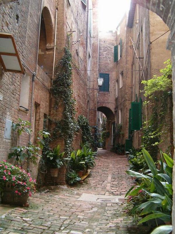 siena-rue-italie