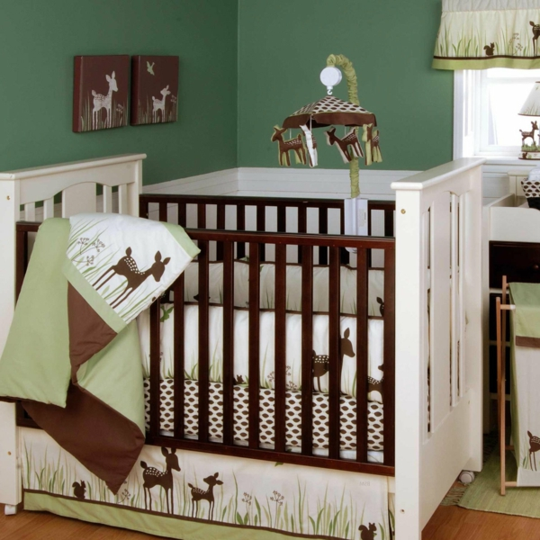 chambre bebe unisex avec des id es int ressantes pour la conception de la chambre. Black Bedroom Furniture Sets. Home Design Ideas