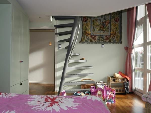 spirale-enfant-chambre-rose-fleur-couverture