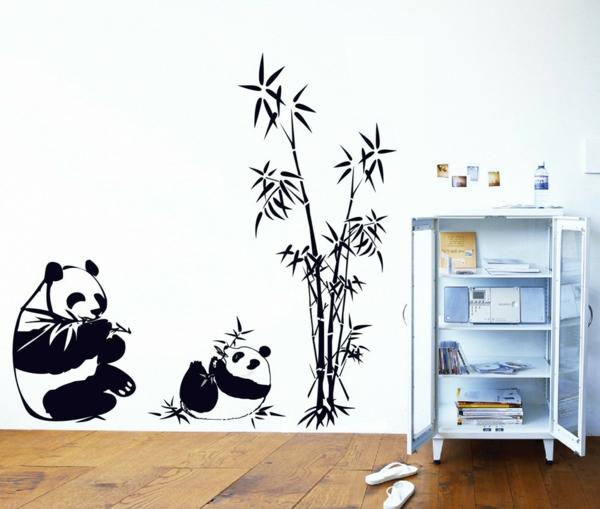 sticker-chambre-adulte-panda-arbre-bamboo-jolie