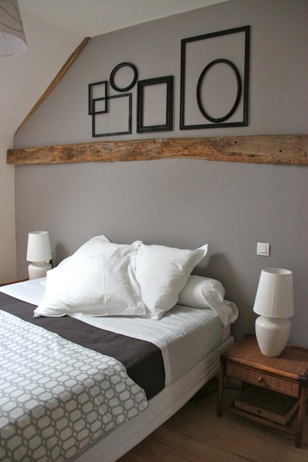 sticker-de-mur-idées-pour fabriquer-une-tête de-lit