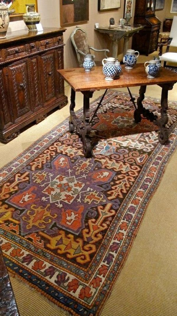 tapis-antique-chambre-anciente