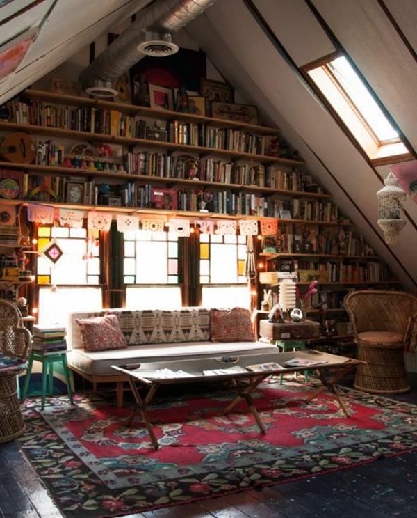 tapis-coloré-petite-chambre