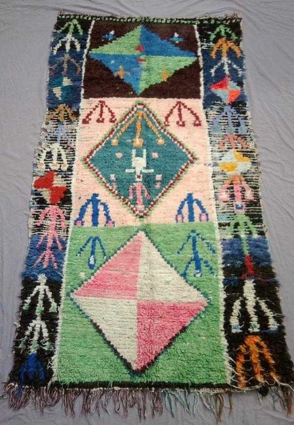 tapis-vintage-vieux-coloré