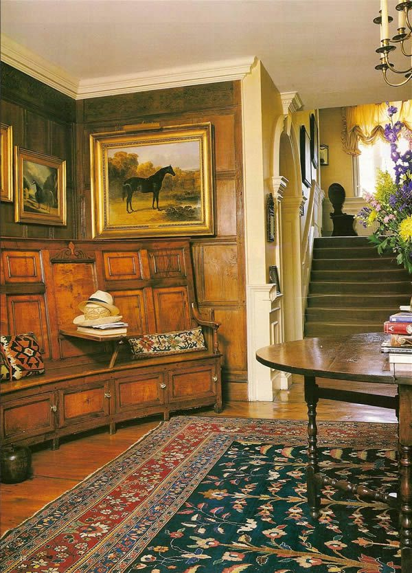 tapis-vintige-antique-escalier