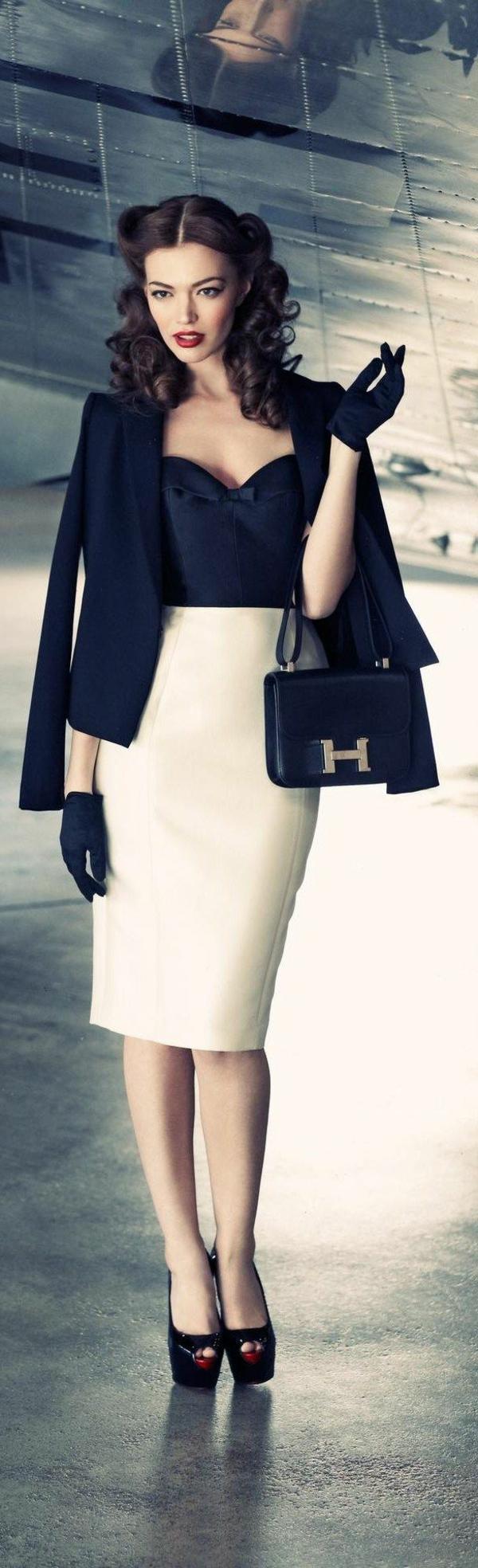 tenue-du-jour-classique-robe-quotidienne-luxeuse