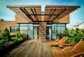 Terrasse en bois ou composite – idées merveilleuses pour l'extérieur