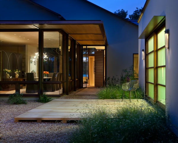 Terrasse en bois ou composite id es merveilleuses pour l 39 ext rieur - Idee de terrasse en bois ...