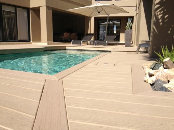 Terrasse en bois ou composite  idées merveilleuses pour lextérieur