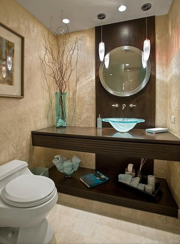 vasque-en-verre-salle-de-bains-enchantante-deux-jolies-lampes-pendantes