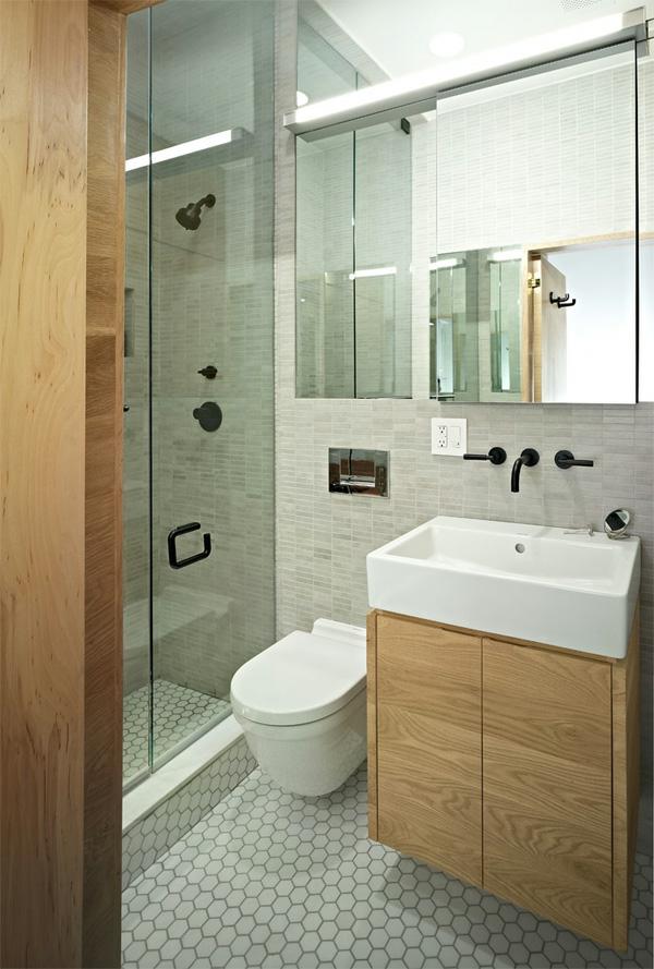 vasque-rectangulaire-au-dessus-d'une-commode-en-bois