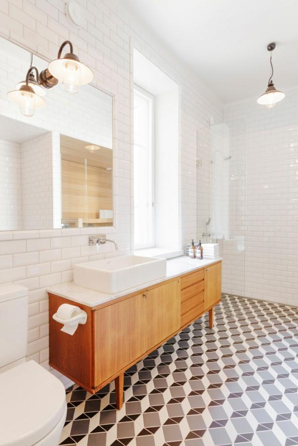vasque-rectangulaire-tuiles-blanches-magnifiques-commode-en-bois