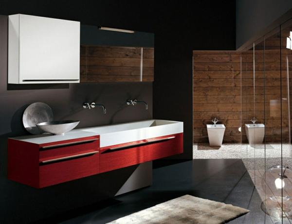 vasque-rectangulaire-un-accent-rouge-dans-la-salle-de-bains-noire