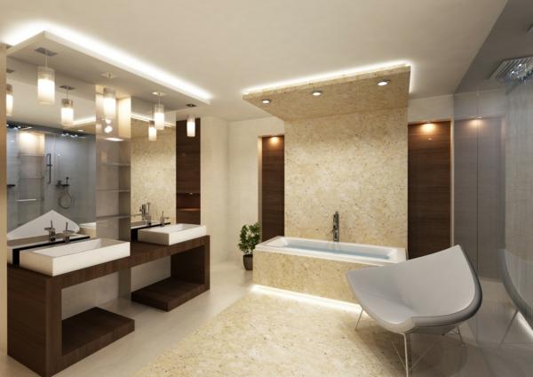 vasque-rectangulaire-une-salle-de-bains-glamoureuse