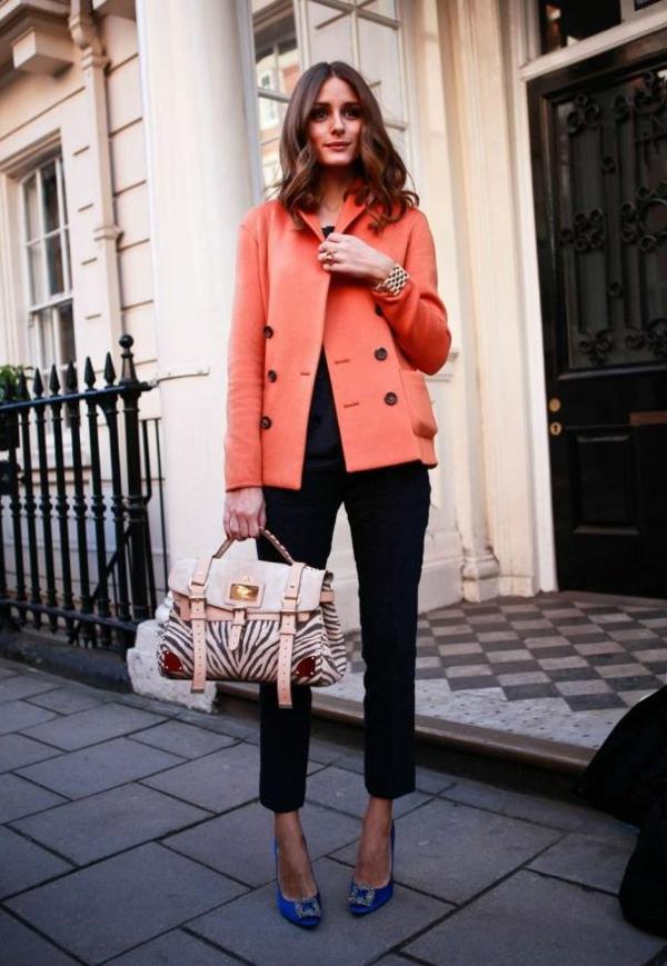veste-corail-sac-beige-à-print-animal