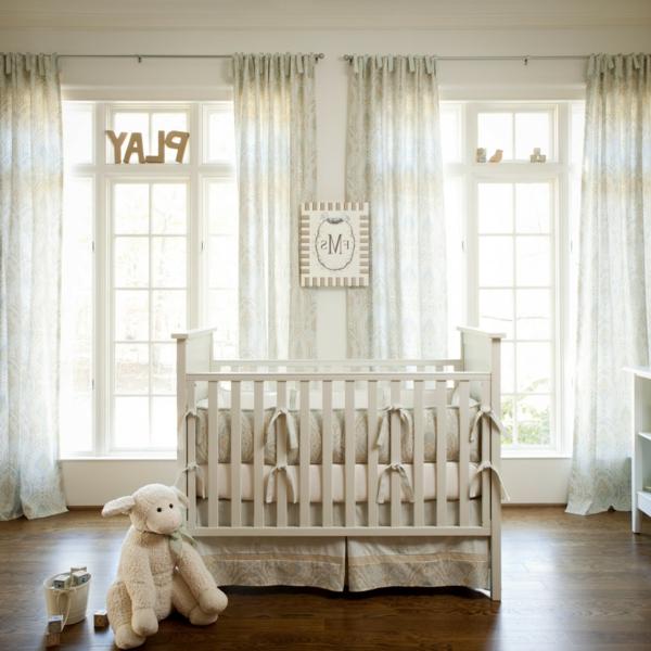 vintage-decoration-pour-fille-crème-calme-paix-lumineuse-décoration-vaste-jollie