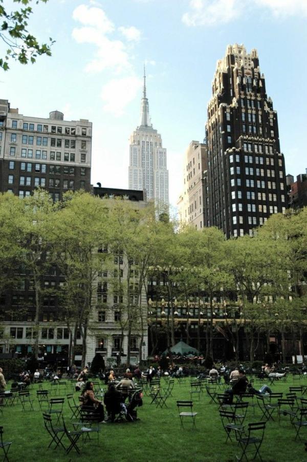 vue-des-rues-et-le-park-centrale-à-new-york