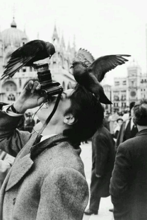 zele-une-photo-blanc-et-noir-à-Venice