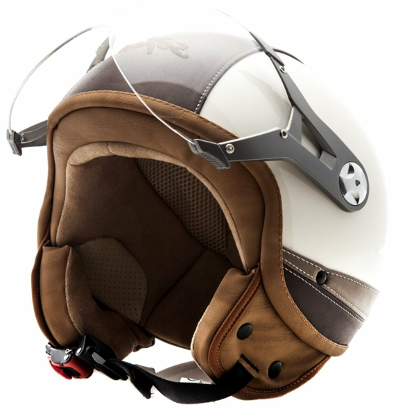 équipement-moto-original-casuqe-de-moto-confortable-retro