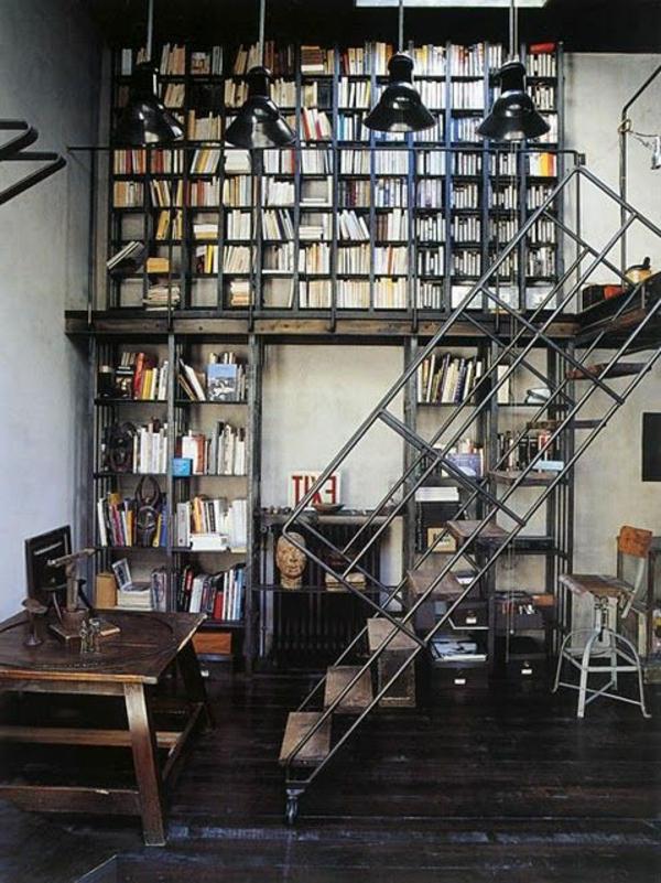 étagères-cubes-bibliothèque-cubique