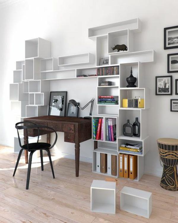 étagères-cubes-déco-murale-originale