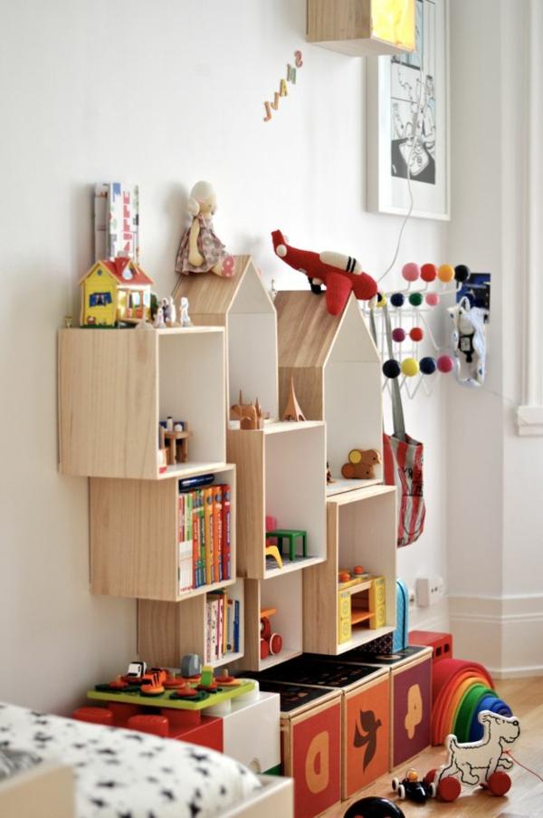 étagères-cubes-pour-la-chambre-d'enfant