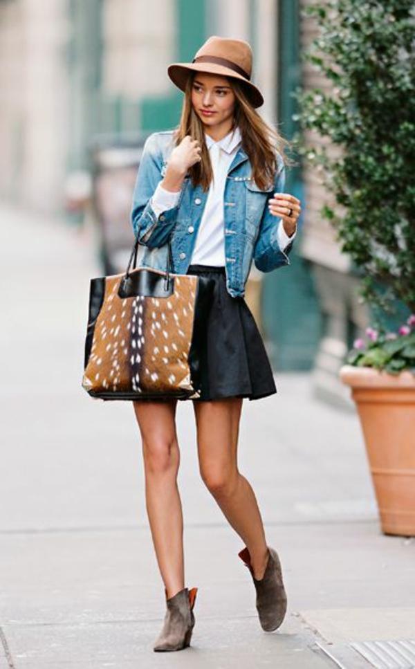 1-Jupe-cuir-vetements-jolies-style-femme-belle