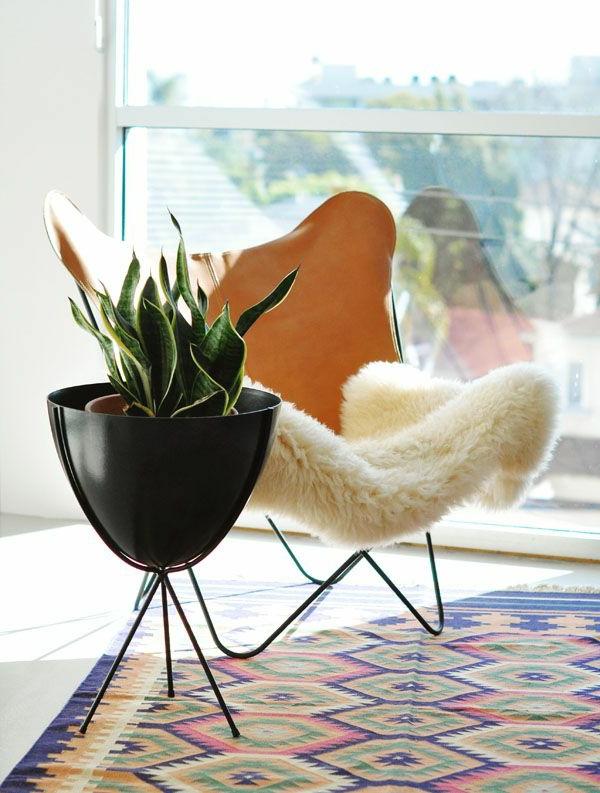 1-beau-fauteuil-papillon-orange